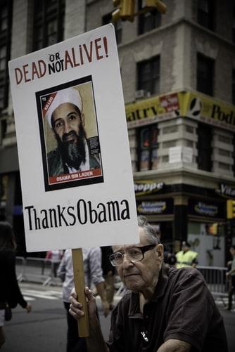 Obama por Osama Ben Laden