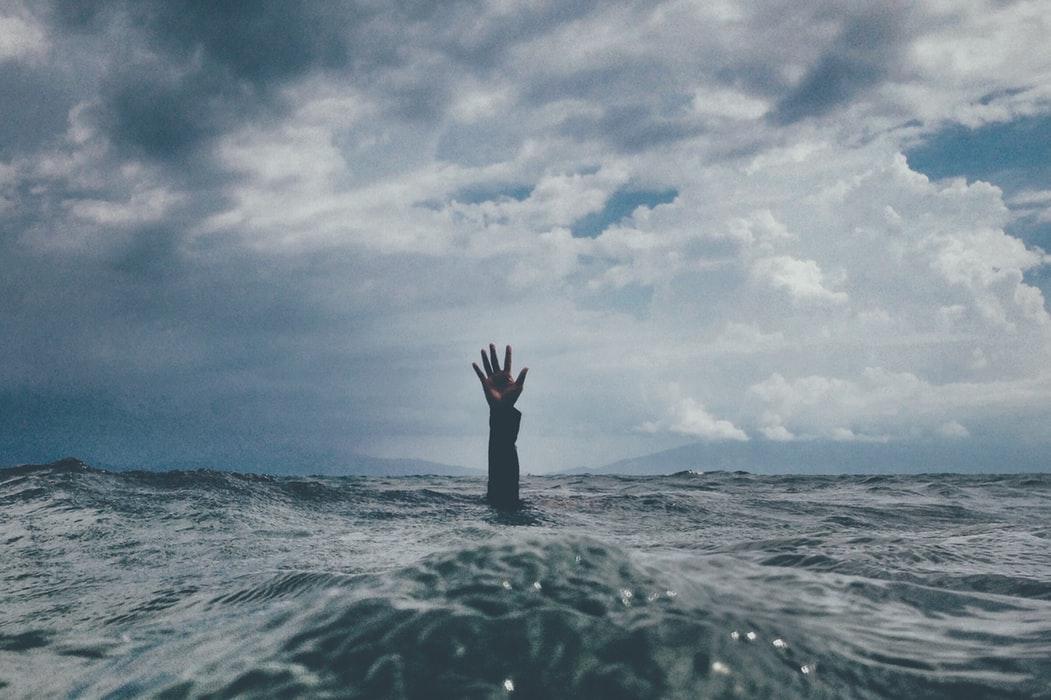 Morir casi ahogado