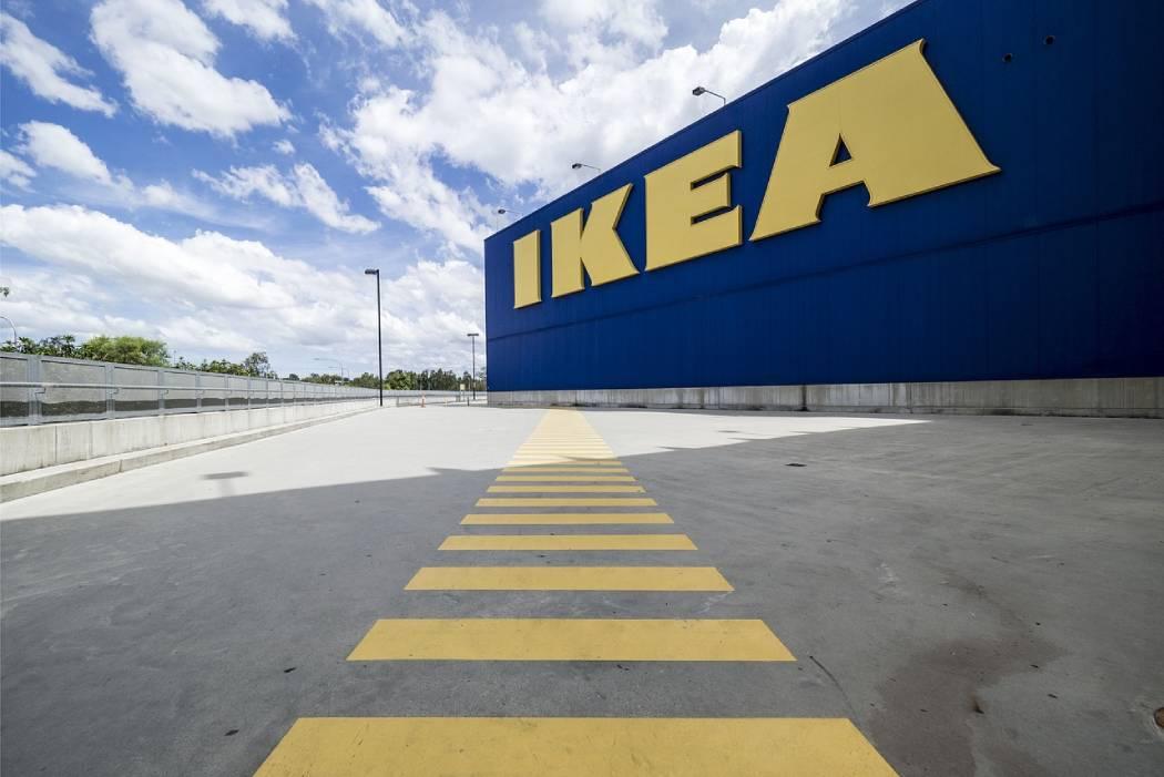 Serge Ibaka y el IKEA