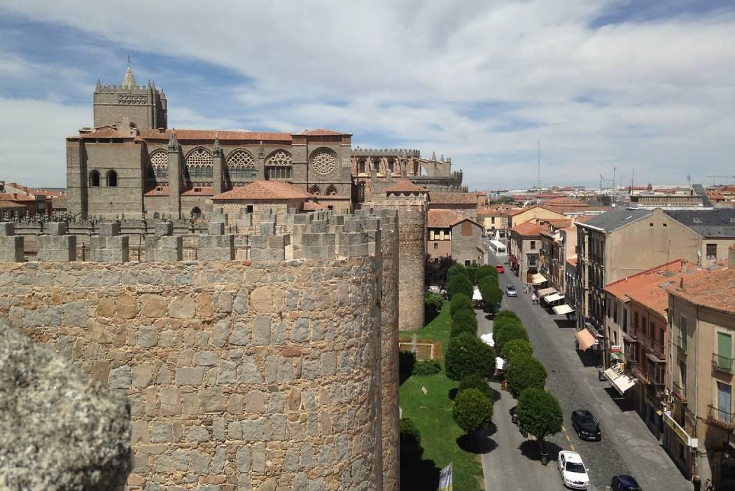 Ávila capital