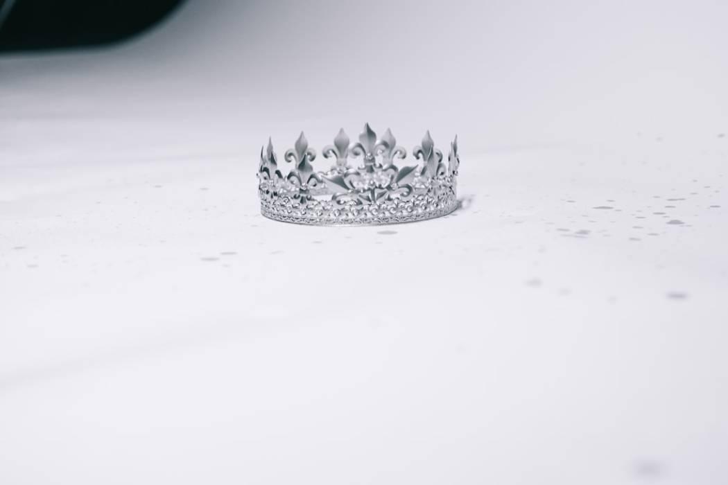La corona y Pablo Alborán