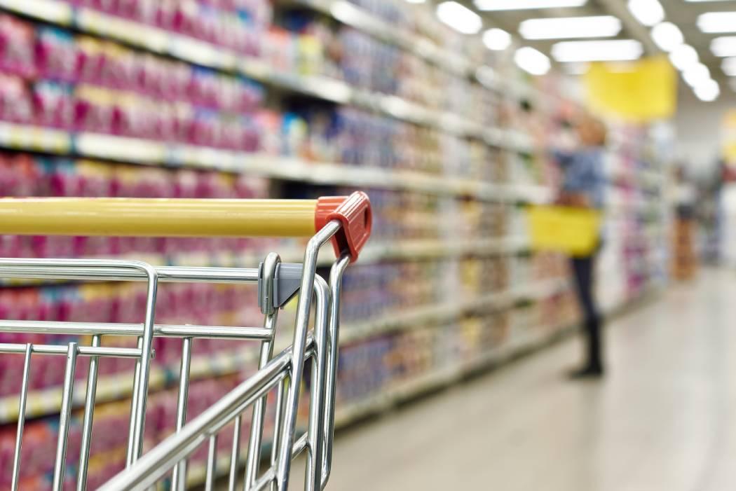 Cuestión de ahorro en el supermercado 2020